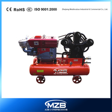 air compressor little noise diesel engine air compressor