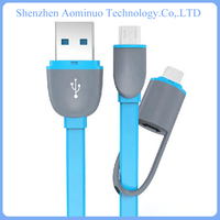 china 2016 new products cable flat flat usb extension cable electrical wire flat cable