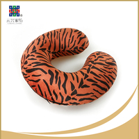 Promotion For Hotel White Plain Throw Neck pillow