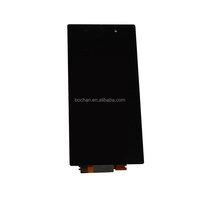 Smart Phone LCD Touch Screen Replacement for Sony Z1 Touch Screen LCD Digitizer +Frame