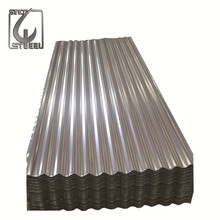 Standard Size Galvanized Corrugated Roofing Sheet Designs