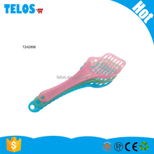 Eco-friendly cat litter scoop cat sand disposable plastic scoop shovel
