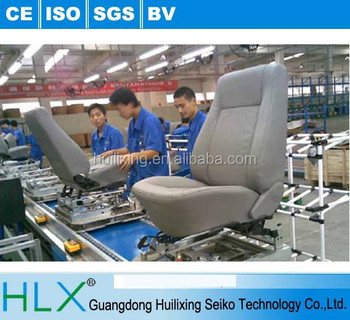 With ISO approved Automated Car Seat Assembly Line for sale