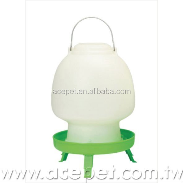 111A Drinker With Legs For chicken 12L, chicken farm, chicken waterer feeder, chicken drinker