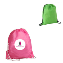 Wholesale cotton shoe dust drawstring bag for promotion