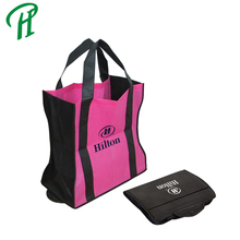 Hot sale Foldable Shopping Bag, Recycle Non Woven Foldable Bag for Company Advertising