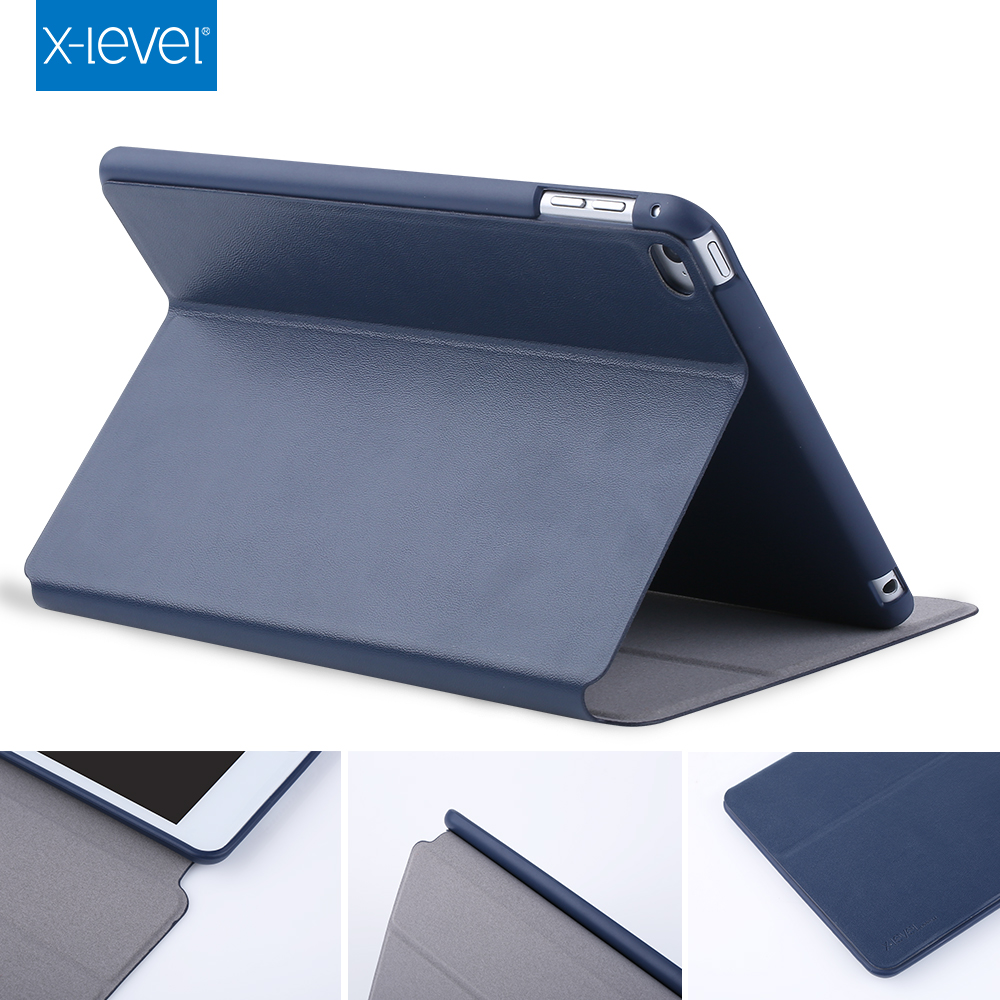 pu leather phone cover case for ipad mini 4