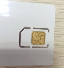 Selling Alibaba contact IC blank sim card for business