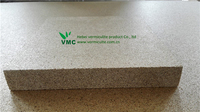 New heat retaining building material vermiculite board