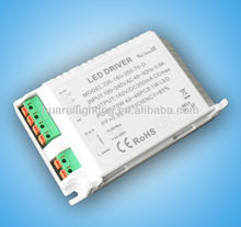 Triac dimmable high power 70W constant voltage12/24V led transformer