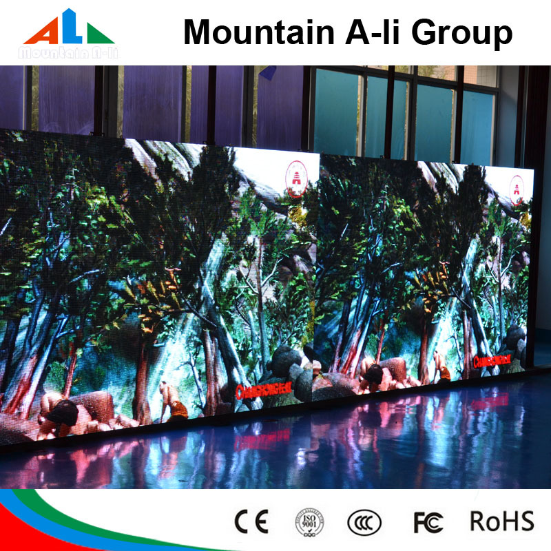 Die Casting Aluminum Rental P6 Outdoor LED Display