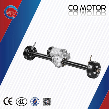 2200W 60V PMSM Differentia electric vehicle Rickshaw spare part drive motor