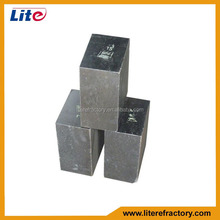 High Corrosion Resistance Refractory Alumina Magnesia Carbon Brick for the Wall and Bottom of Ladle