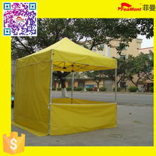 10 X 10 Ez Pop up Canopy Tent Commercial Instant Canopy with Halfwalls