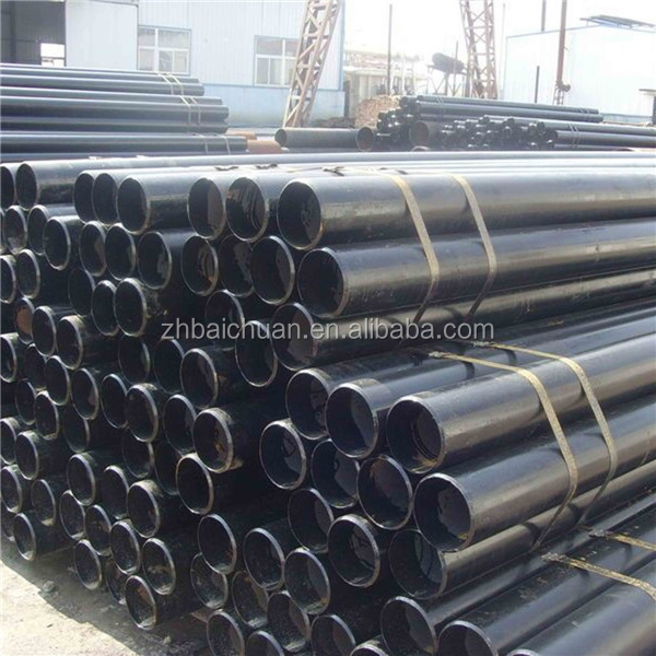 SS400 carbon steel seamless pipe mill test certificate