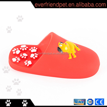 Dog toys shoes,vinyl toy for dog,toy dogs that breathe