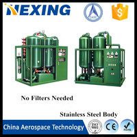 Portable Lube Oil Recycling Machine Oil Treatment Oil Purifier Equipment