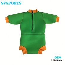 Customzied High quality neoprene baby wetsuit