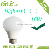 Main product CE EMC RoHS LED bulb E27 15w 16w 18w 20w