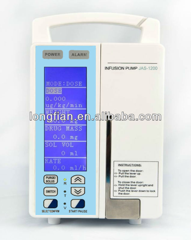 IV Infusion Pump with CE