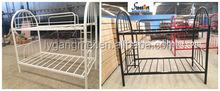 Factory direct supply school/workers single metal bed cheap models metal bed