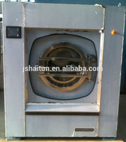 LJ 15-100kg laundries vertical washing equipment laundry machines for hospital