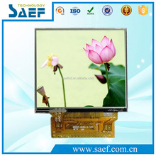 TFT type 2.3 inch lcd panel 320x240 dots with touch screen with MCU interface