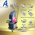 Popular vertical cryolipolysis machine fat freezing with 3 handles