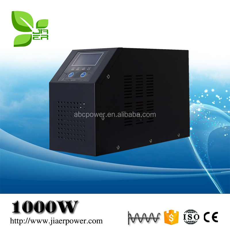 best quality 1kw inverter 12v 24v 36v 48v dc input 110v 220v 230v 240v ac output 1000w pure sine wave inverter