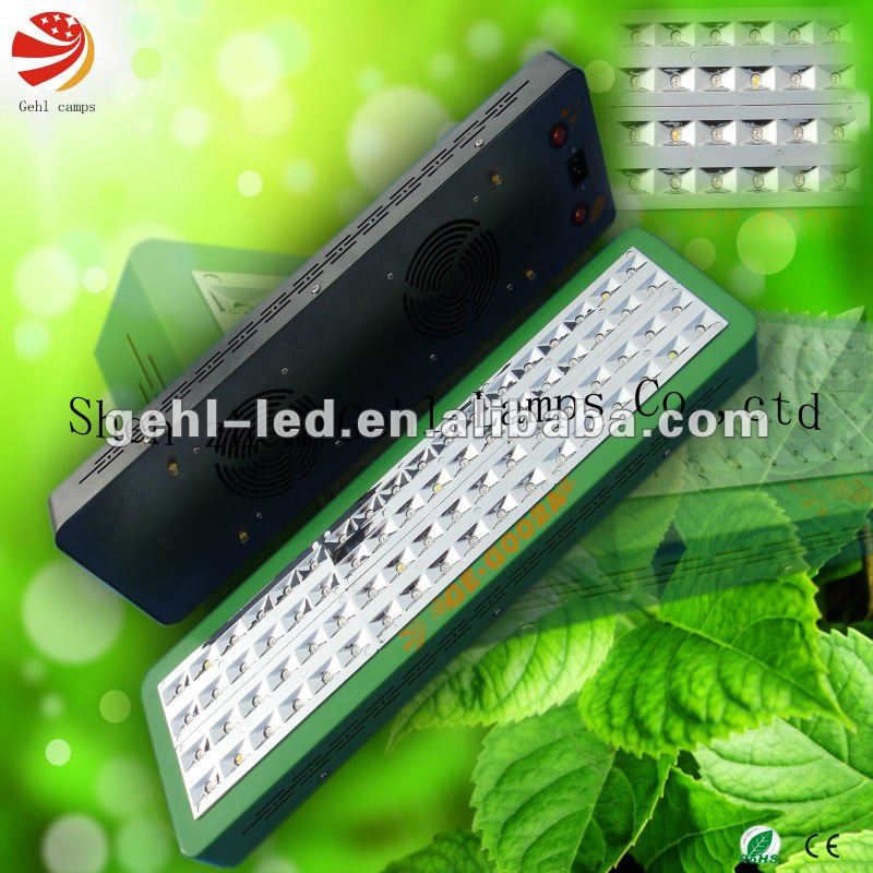 Indoor Usage 216W 3W CREE Chip LED Grow Light for Plants Growth Supper Bright 2012 GEHL