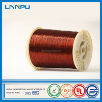China Sale AWG Insulated Wire Price of 0.09mm Enameled Copper Wire