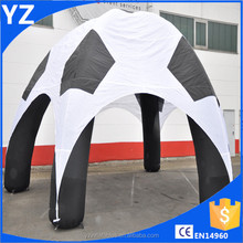 inflatable tents for soccer field /Inflatable Soccer Style Tent for Sale