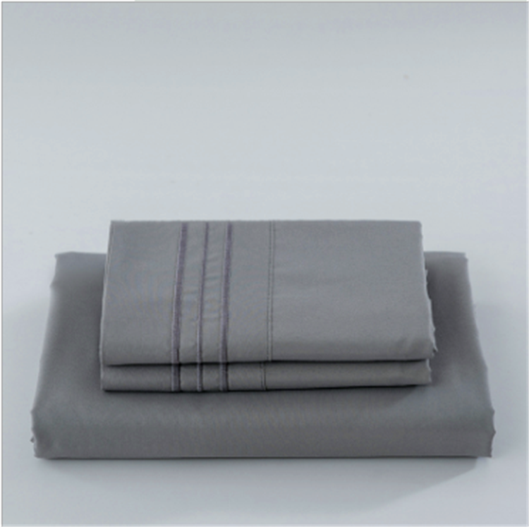 Luxurious 100% Bamboo Bed <strong>Sheet</strong>, Ultra Soft Bamboo Microfiber Bedding Set