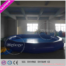 Skillful manufacturer blue durable swimming product with moderate price/inflatable pool