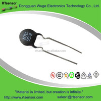 NTC 5D-9 Inrush Current Limiting Power Type Thermistor