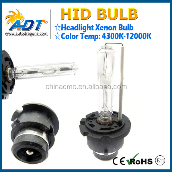 12V 55W xenon D2S D2C High quality original replacement HID xenon bulb 4300K 5000K 6000K 8000K