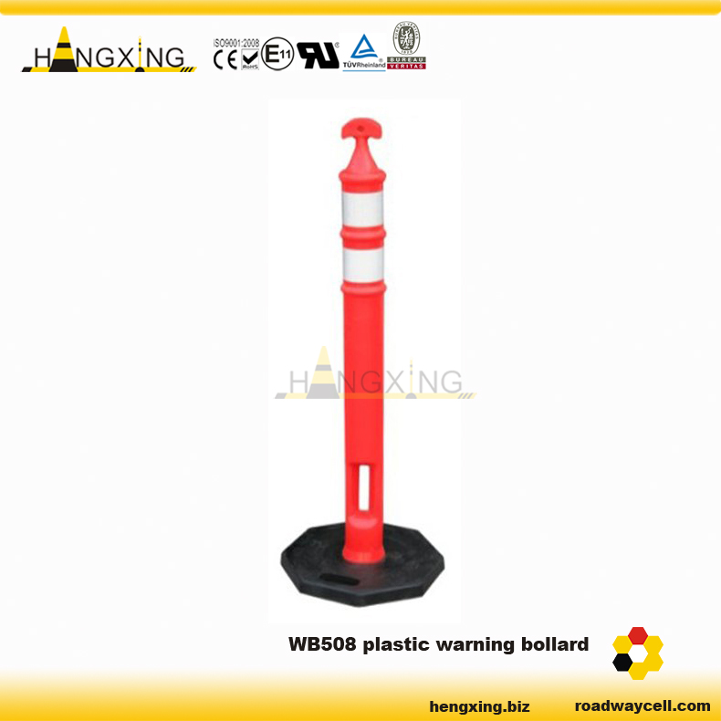 WB508 removable bollard parking post