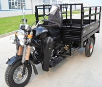 2016 top quality cheap china durable cargo truck 200cc three wheel motorcycle