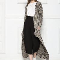 LOW MOQ 2016 new long cardigan thick women sweater dress