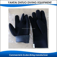 cost effective soft silicone diving flexible swimming gloves