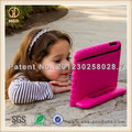Portbale big grips eva foam super protection cover case for ipad2 3 4 with stand