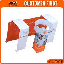 Fair Tradeshow Decoration Equipment Dispaly Wall Shell Outdoor Advertising Frame System For Expo