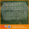 ISO9001 Factory supply hot dipped galvanized welded gabion basket 100x50x50cm for decoration and retaining