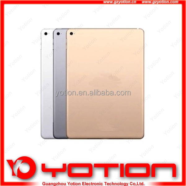 China manufacture for apple ipad air 2 battery back cover