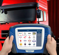 2015 New XTOOL PS2 Heavy Duty Truck Scanner Supporting International European American JapanTrucks Diagnostic free update