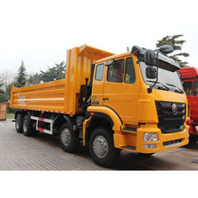 sinotruk hohan tipper truck 6x4 25ton to 30ton capacity price
