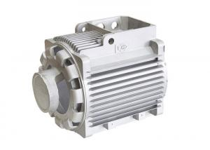Customized CNC maching aluminum electric motor housing