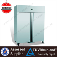 Heavy Duty Commercial R134a/R404a Vegetable Best quality refrigerator