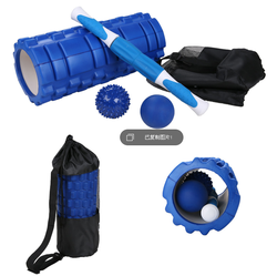 High density hollow foam roller