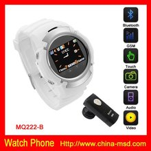 2012 new Watch cell Phone with bluetooth